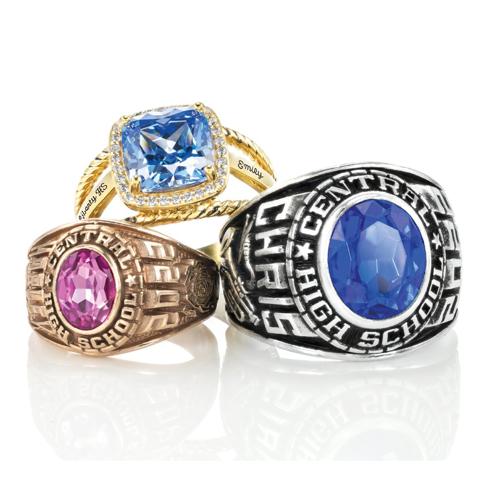 Shop Class Rings