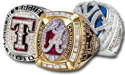Shop Championship Rings